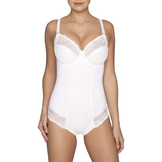Body galbant delight de proma donna avec bonnet en 3 parties